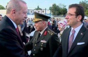 İmamoğlu ile Erdoğan böyle el sıkıştı: 23 Haziran'dan sonra ilk...