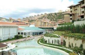 Gasp ettikleri Asya Termal Oteli'ni borca batırdılar