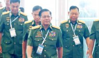 Myanmar'da darbeyle devrilen lidere 'kaçak telsiz' suçlaması