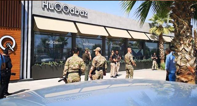 [FLAŞ] Erbil'de silahlı saldırı: 1 Türk diplomat ile 2 Iraklı hayatını kaybetti