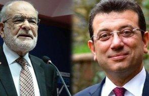 Karamollaoğlu ve İmamoğlu'ndan kritik buluşma
