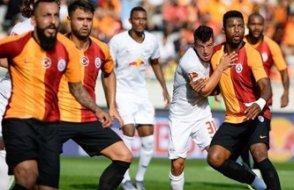 Galatasaray'dan tatsız prova:Maçta 5 gol vardı