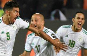 Afrika Kupası'nda kazananı bir gol belirledi