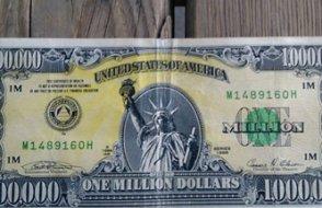 Uşak'ta ele geçirilen dolar banknotu şaşkına çevirdi
