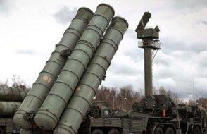 'S-400'ler, Türkiye'de ABD savaş uçaklarına karşı test edildi'