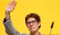 Almanya Savunma Bakanı: Rusya'ya yaptırım uygulanmalı