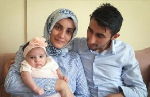 Safiye bebek nihayet özgür