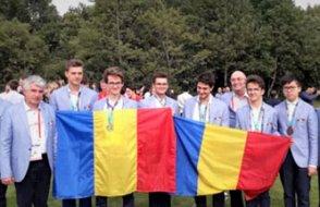 Alkışlar Romanya'nın altın çocuklarına...