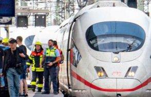 Almanya'da trenleri raydan çıkarmaya çalışan Iraklı mülteciye müebbet hapis