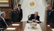Erdoğan imzaladı: İşte YAŞ kararları...