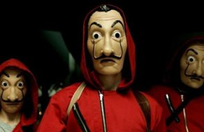 Ünlü dizi 'La Casa De Papel'in 5. Sezonu onaylandı