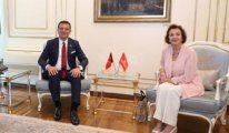 2. Abdülhamid'in torunu Zeynep Osman'dan İmamoğlu'na ziyaret