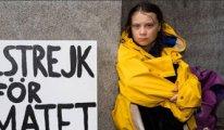 16 yaşındaki iklim aktivisti Greta Thunberg'den Kaz Dağları mesajı