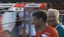 Bayern Münih'ten 23 gollü galibiyet