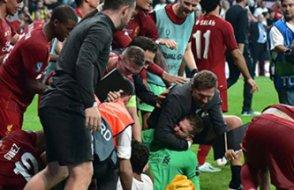 Liverpool, kaleciyi sakatlayan taraftarı UEFA'ya şikâyet etti