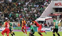 Yukatel Denizlispor - Galatasaray maçında 2 gol vardı