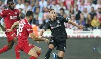 Beşiktaş, Sivas'ta ağır yaralı