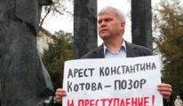 Rusya'da 'özgür seçim' için protestolar sürüyor