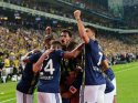 Fenerbahçe sezonu 5 golle açtı, zirveye oturdu
