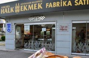 Ankara Büyükşehir'de 'Halk Ekmek' istifası