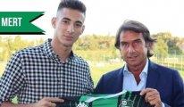 İtalya'ya bir Türk futbolcu daha...