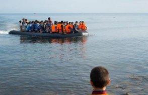 Yunan adalarında göçmen yığılması var