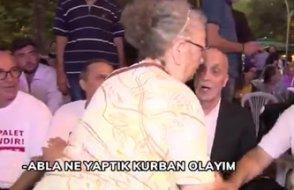 Türk-İş Başkanı Atalay'la vatandaş arasında ilginç diyalog