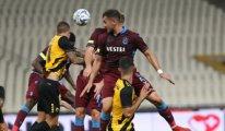 Trabzonspor, AEK'yı Yunanistan'da dağıttı