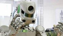 Rusya ilk insansı robotunu uzaya gönderiyor