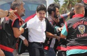 İzmir Adliyesi önünde 26 avukata gözaltı
