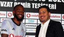 Beşiktaş yeni transferine imzayı attırdı