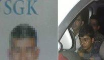 SGK çalışanı suçüstü yakalandı