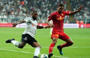 Beşiktaş - Göztepe maçında 3 gol vardı