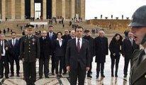 İmamoğlu'nun Anıtkabir ziyaretinde fatura komutana kesildi
