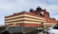 Rusya ilk yüzen nükleer santrali devreye soktu