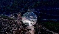 İzmir'de ormanı yakanlar kameraya böyle yakalandı