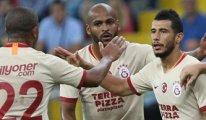 Kayserispor-Galatasaray maçında 5 gol, 4 kırmızı kart...