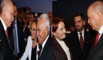 Erdoğan-Perinçek el ele: İttifak resepsiyonda...