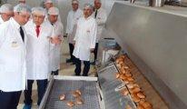 İmamoğlu, Halk Ekmek'i ziyaret etti