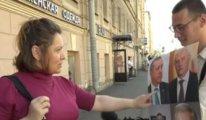 Rus halkı Putin'in adayı olarak Erdoğan'ı seçti