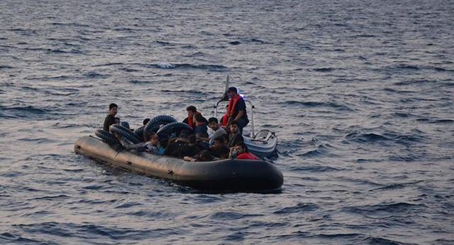 'Göçmenlerin rotası Erdoğan'ın ellerinde'