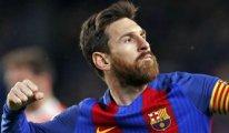 Messi takımını eleştirdi