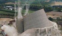 Almanlar nükleer santralleri tek tek yıkıyor