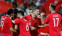 EURO 2020 biletini alan Milliler Andorra, karşısında