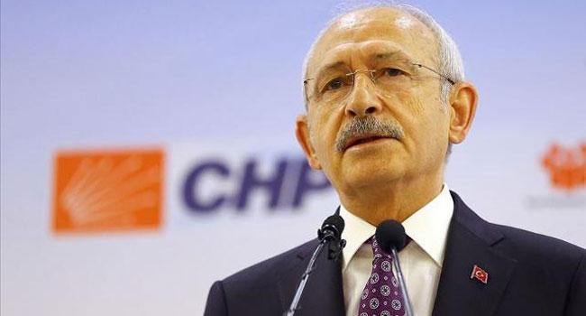 Kılıçdaroğlu'ndan Devlet Bahçeli'ye çağrı