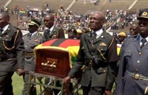 Ülkeyi 37 yıl yönetti, halk cenazesine gelmedi
