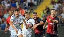Beşiktaş'ta itiraz için TFF'ye gidiyor