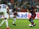 Trabzonspor-Gençlerbirliği maçında 4 gol vardı