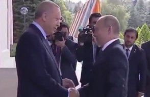 İngilizce bilmeyen Erdoğan, Putin'e ''tanıştığımıza memnun oldum'' dedi