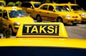 Taksicilerde tek plaka - çift plaka dönemi başladı